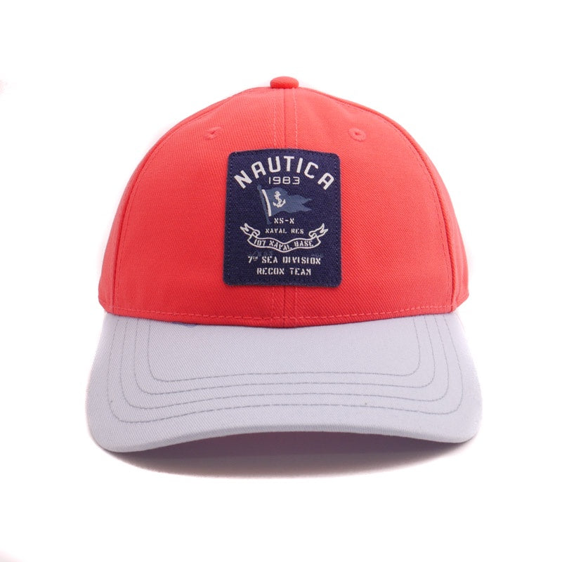 Nautica Color Block Buckle Back Cap