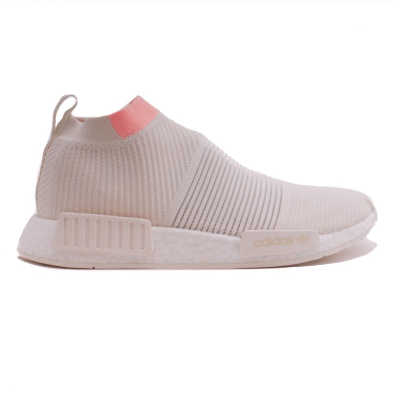 Adidas Women NMD_CS1 Primeknit Running White