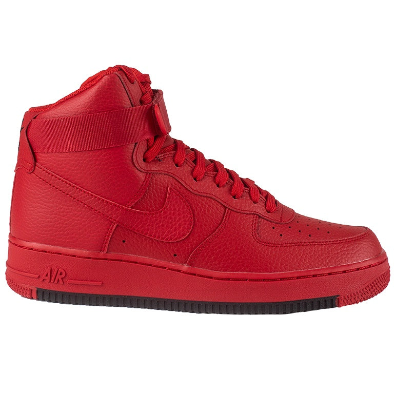 Nike Air Force 1 High '07 Red/Black