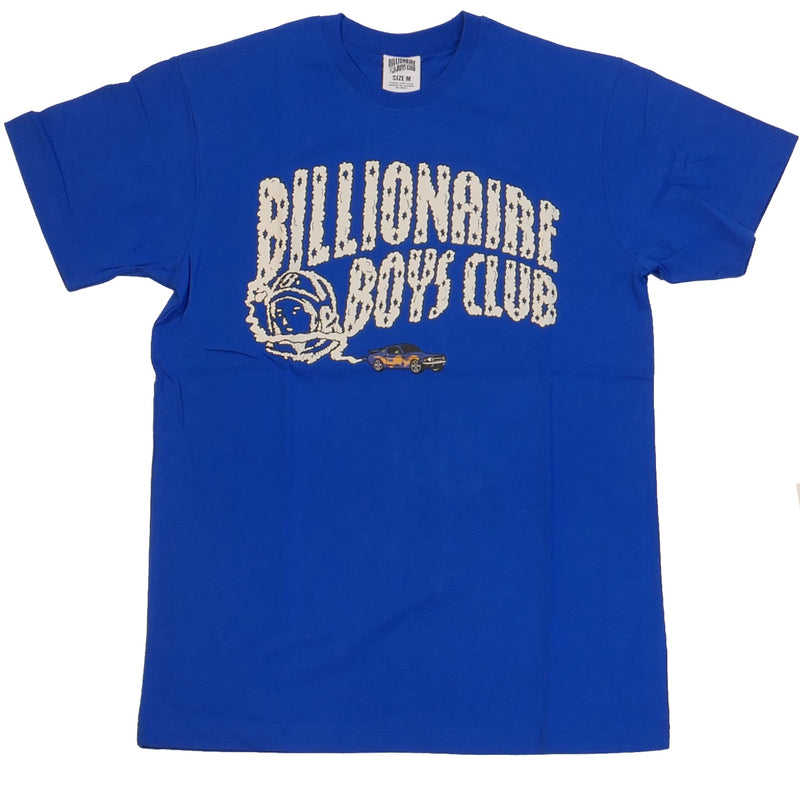 Billionaire Boys Club Blue Nitro Arch SS T-Shirt