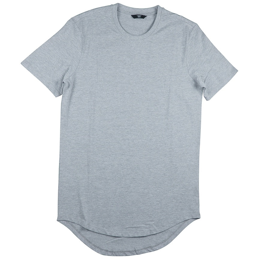 Jordan Craig Grey Scallop T-Shirt
