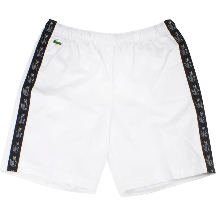 Lacoste Sport White Lightweight Tennis Shorts