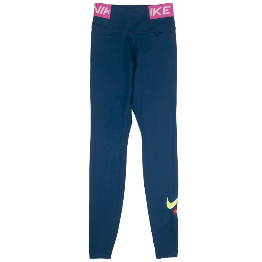 Nike One Women's Blue Tight