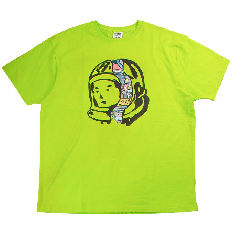 Billionaire Boys Club Green Unit IV T-Shirt