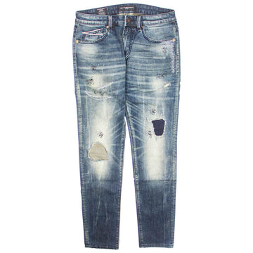 Cult Of Individuality Rocker Slim Stretch Moss Jeans