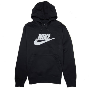 Nike Sportswear Club Fleece Black Hoodie