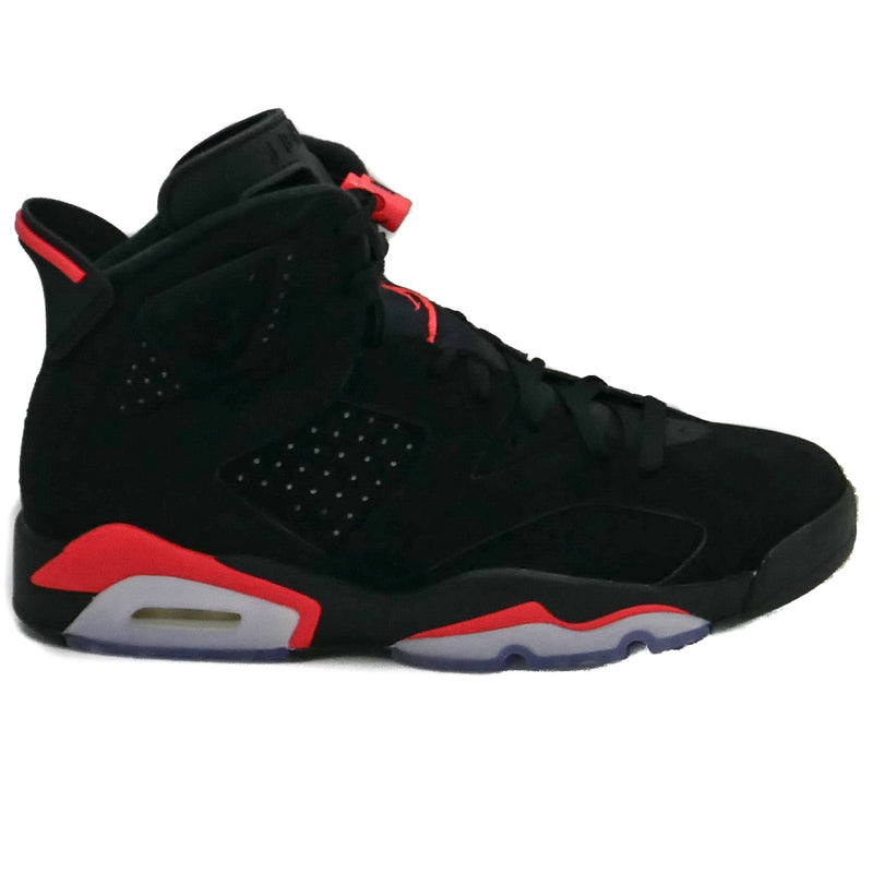 Air Jordan Kids Retro 6 (GS) Black Infrared