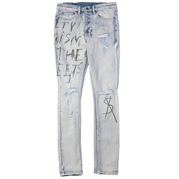 Ksubi Chitch Washed Out Royalty Jeans