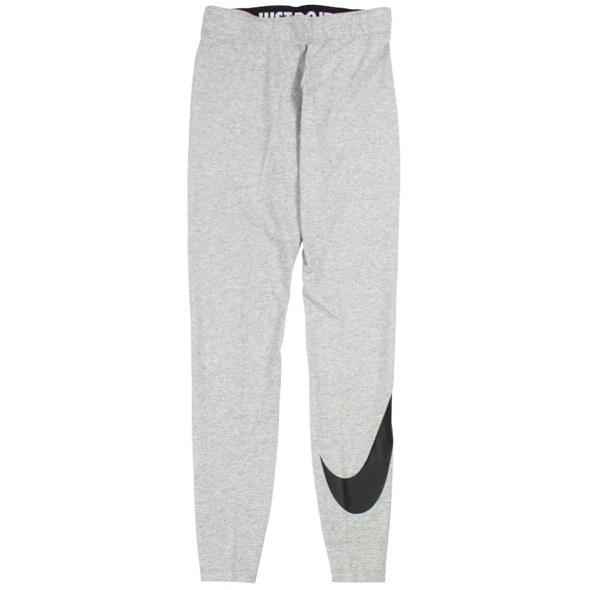 Nike Leg-A-See Big Swoosh Grey Legging