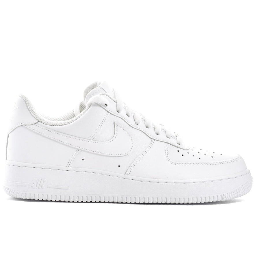Nike Kid's White Air Force 1 (GS)