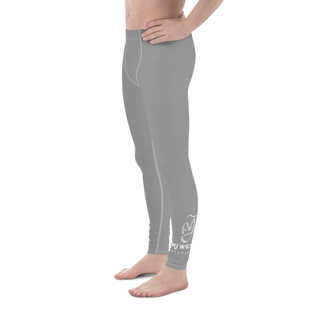 Grey Men's Leggings