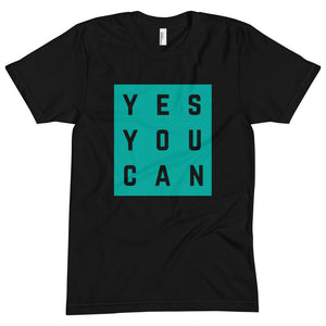 """Yes You Can"" Tee"