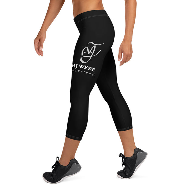 Soft Women Capri Leggings