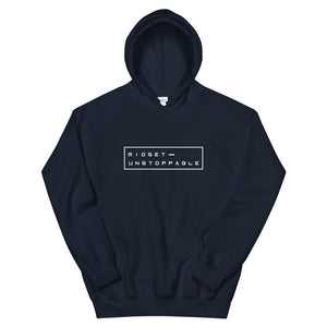 """Unstoppable Mindset"" Hoodie"