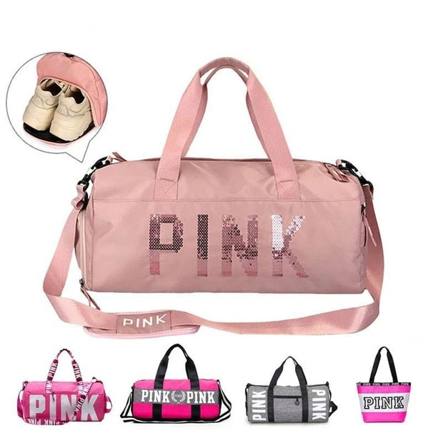Waterproof Women's Sports Gym Bag
