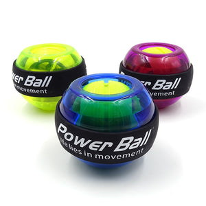 LED Gyro Wrist Power Ball Trainer