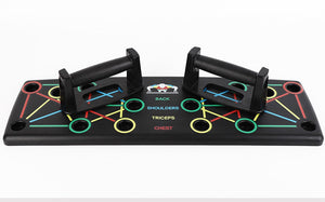 9 in 1 Push Up Board Fitness Equipment