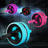 AB Roller & Jump Rope Fitness Equipment