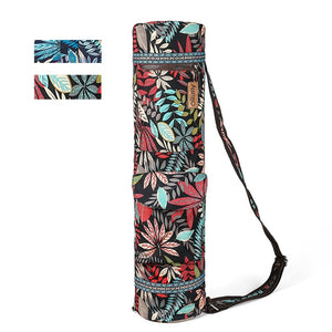 Printed Yoga Mat Bag