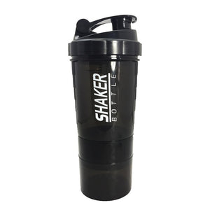 Creative Protein Shaker Water Bottle