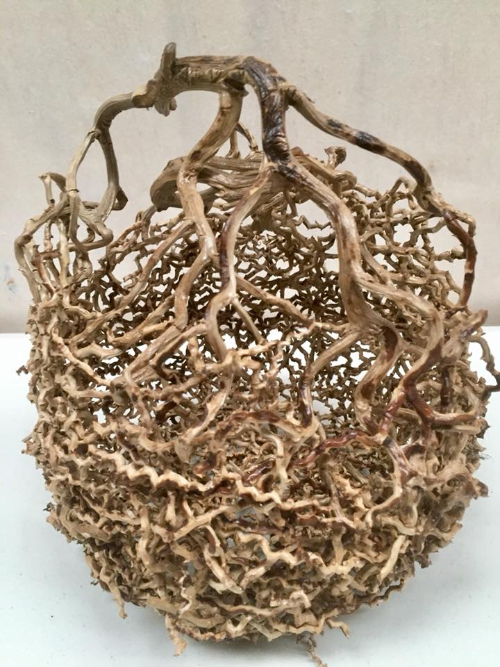 *Random weave Basketry with Jillian Culey 16th Feb