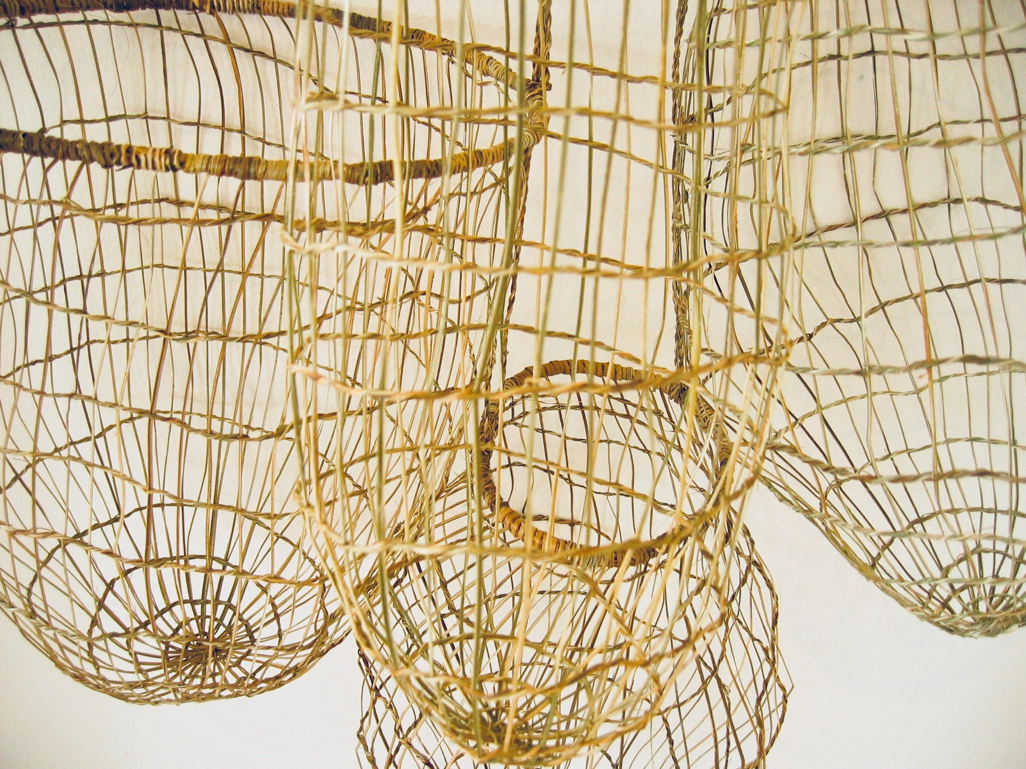*Open weave Basketry with Zimmi Forest. 23rd-24th March