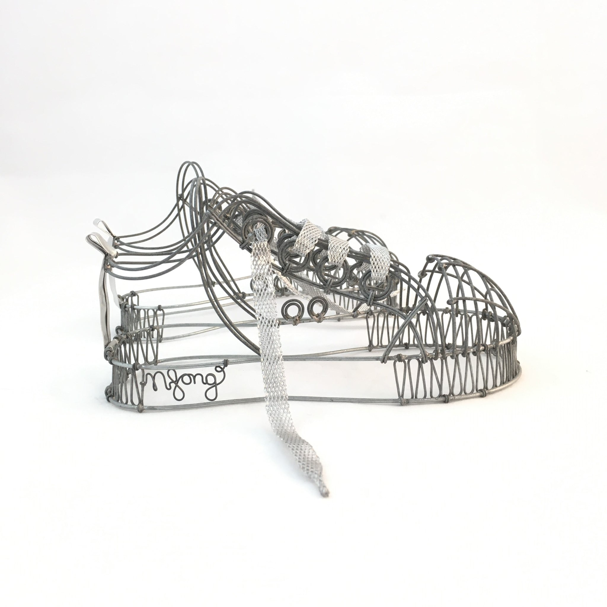 wire shoes at Craft NSW