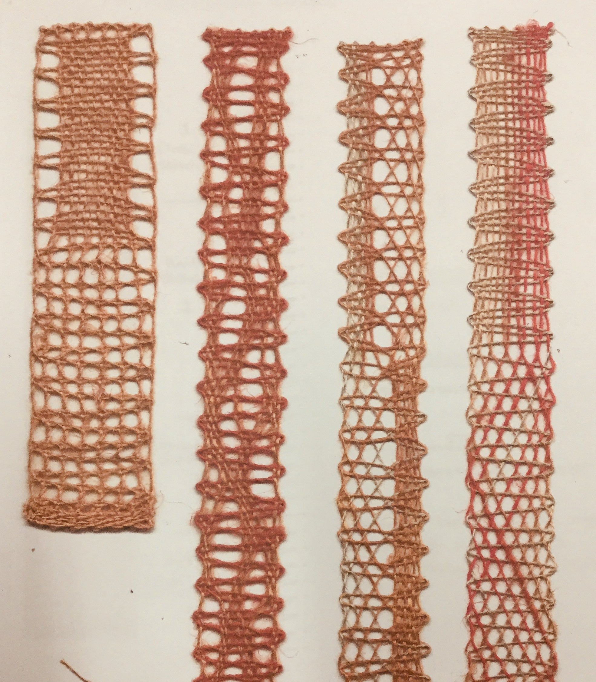 *Contemporary Bobbin Lace 2 ways.  2 days