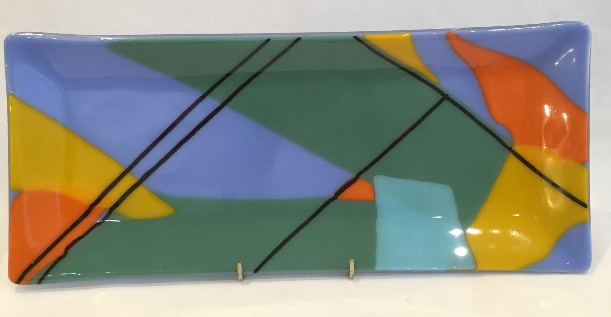 Fused glass at Craft NSW