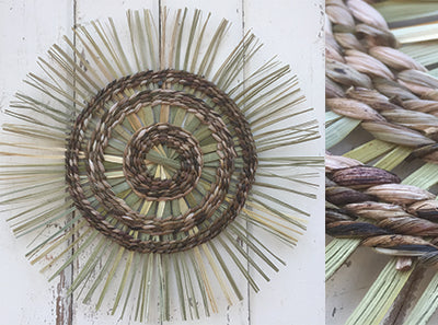 *Twined wall Art Basketry with Jillian Culey 16th  Feb 2020 1 day