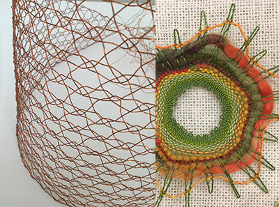 "* Contemporary Bobbin Lace 2 ways and ""Next level"".  2 days"