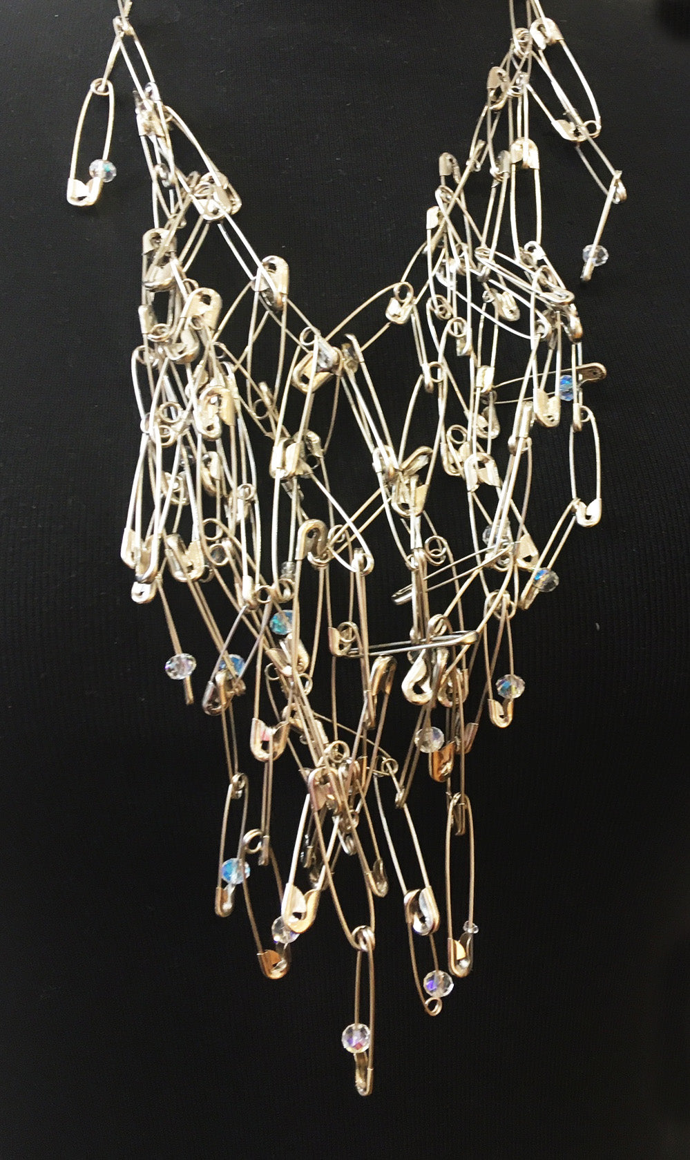 *Craft Week special. Pins and Beads Necklace with Liz Gemmell 17th October