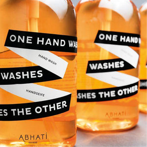 Hand Soap ONE HAND WASHES THE OTHER (300ml)
