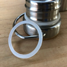 Load image into Gallery viewer, Replacement Rubber Seals for Screw-in Lids for the Stainless Steel Drink Bottles