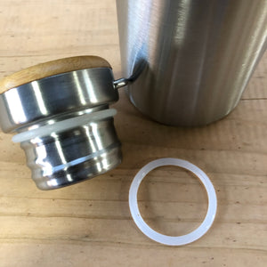 Replacement Rubber Seals for Screw-in Lids for the Stainless Steel Drink Bottles