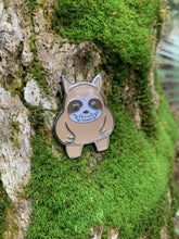Load image into Gallery viewer, Sloth Mon enamel pin LE 100