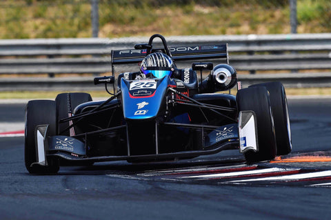 Euroformula Hungary: New Beginnings