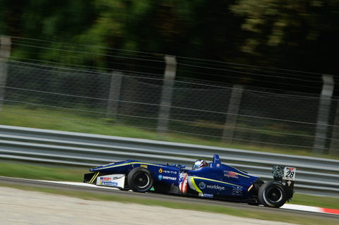 Magnificent Monza around the corner for Das