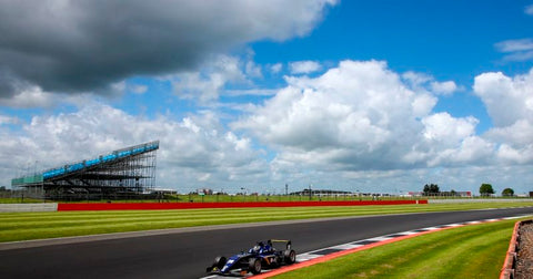 Das takes home more points from Silverstone debut