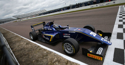 Back to action for Das at Snetterton