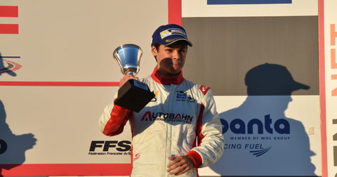 Das claims Winter Series podium at Paul Ricard