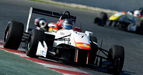 Strong qualifying performance and wheel to wheel action in Barcelona for Das