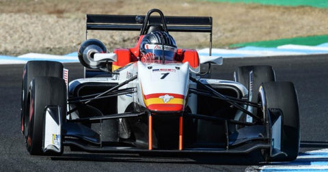 Further top eight finish and points for rookie Das in Jerez