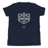 Druck Cam Das #28 Badge Unisex Youth T