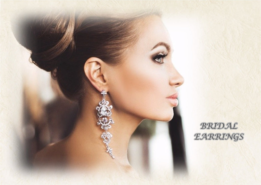 Wedding Jewelry - Bridal Earrings Collection