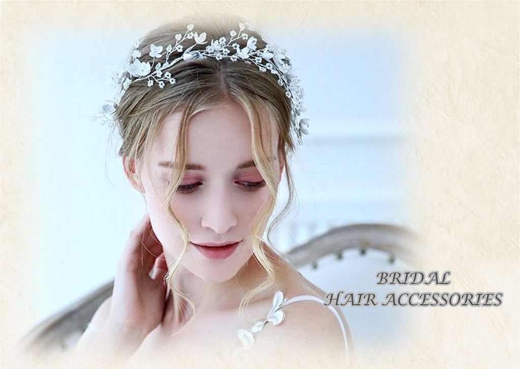 Wedding - Bridal Hair Accessories Collection