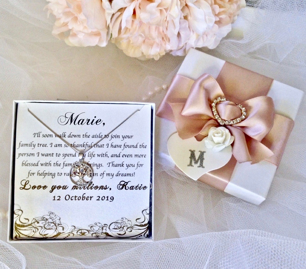 Wedding - Mother of the Bride/Groom Jewelry Gifts