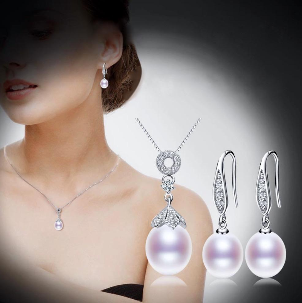 Wedding - Pearl Bridal Jewelry Collection