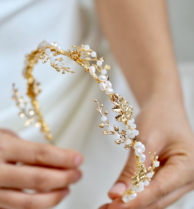Wedding - Bridal Headbands Collection