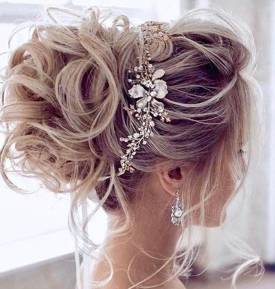 Wedding - Bridal Hair Vines Collection